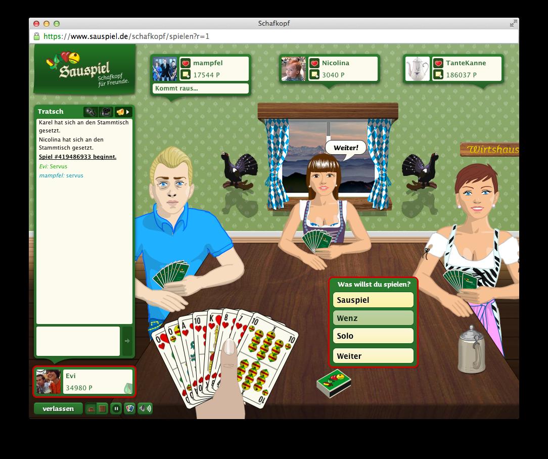 Spiele Mit Chat